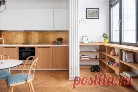 Фасады, фартук, пол — как сочетать материалы на кухне Схемы-шпаргалки и разбор реальных примеров от практикующего дизайнера