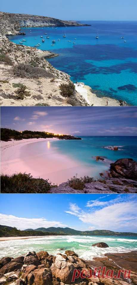 Райское наслаждение: Топ-10 пляжей мира
