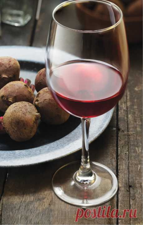 Beet wine