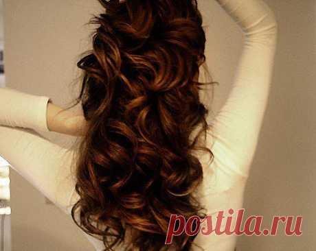Маска от выпадения волос и для роста волос.
