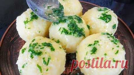 Соседка немка подкинула рецепт на ужин / Неожиданно и вкусно из картошки