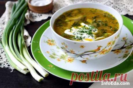 Грибной суп из шампиньонов: рецепт с фото | InfoEda.com