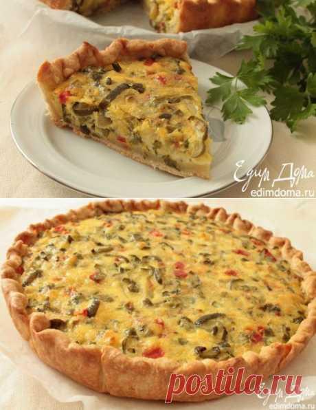 "Тарт ""Ароматы лета"" | Кулинарные рецепты от «Едим дома!»"