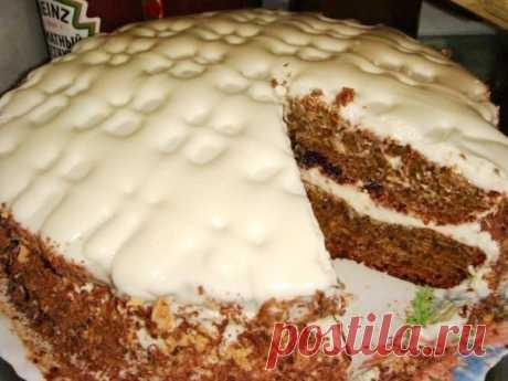 Хочется тортик, но не нет желания возиться? На помощь вам придет такой быстрый и простой рецепт!  - яйца – 2 шт., - сахар - 1 ст., Показать полностью...