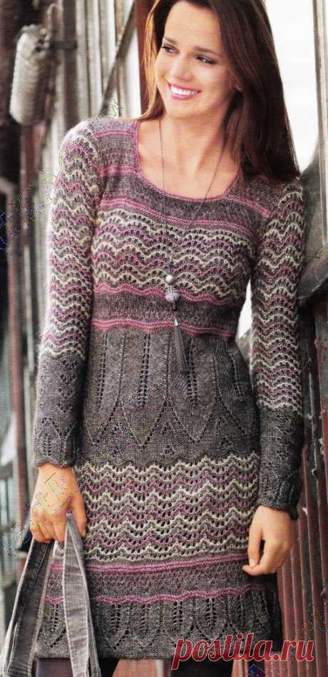 Вязание весеннего гардероба спицами / Всё из мира рукоделия (изучаю и делюсь различными техниками и видами рукоделия)