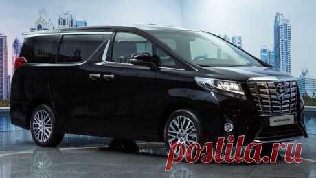 Минивэн Toyota Alphard 3 поколения - цена, фото, технические характеристики, авто новинки 2018-2019 года