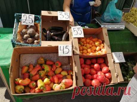 Цены на ярмарке в аграрной столице Кубани — Краснодаре. Осень 2020 | Жизнь на юге | Яндекс Дзен