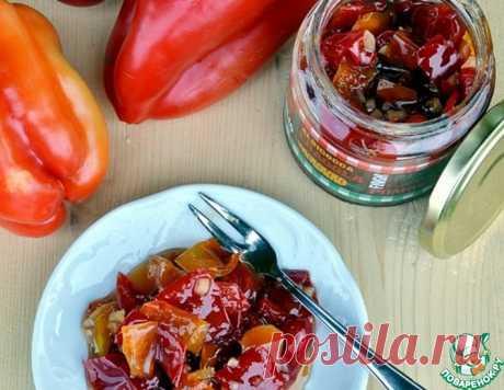 Конфитюр из сладкого перца в мультиварке – кулинарный рецепт