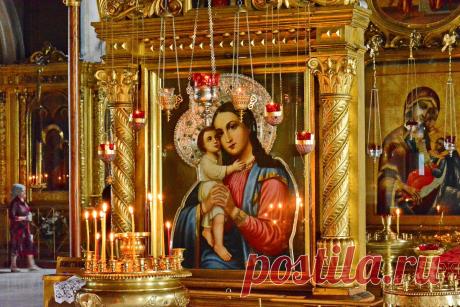 Вечерняя молитва ко Пресвятой Богородице | Вопросы Православия | Яндекс Дзен