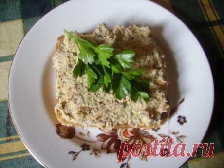 Chicken breast paste