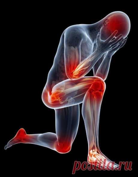 Узнайте какие продукты вызывают боль в суставах