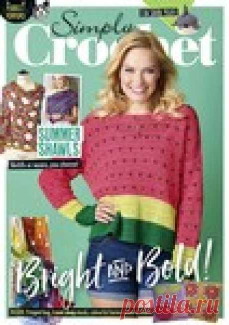 Simply Crochet - January 2020.