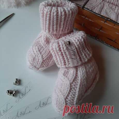 Идеальная резинка спицами   Anna&Vera handmade   Яндекс Дзен