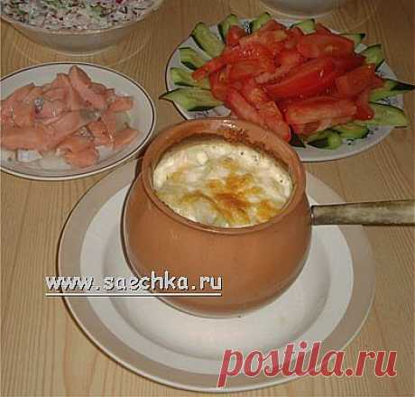 Meat in a pot with potato | recipes on Saechka.Ru