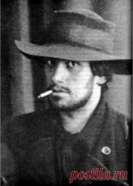 Владимир Маяковский, 20 лет