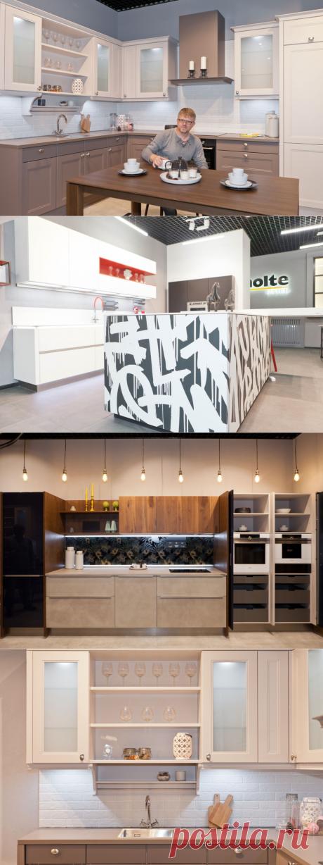Какие немецкие кухни выбирают российские дизайнеры – Roomble.com