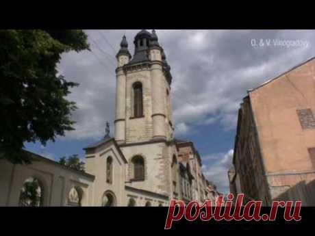 Прогулка улочками Львова
