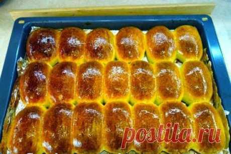 Дрожжевое тесто для сладкой выпечки | Веб Рецепт