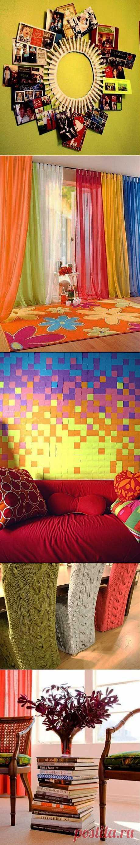 сообщение Только_для_женщин : 25 способов украсить дом, не имея ни гроша (13:57 05-03-2014) [3080659/315865461] - luciy56@mail.ru - Почта Mail.Ru