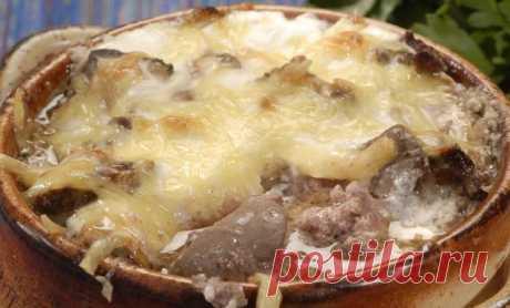 Нежная печень в сливочно-сырном соусе – «Сусамыр»