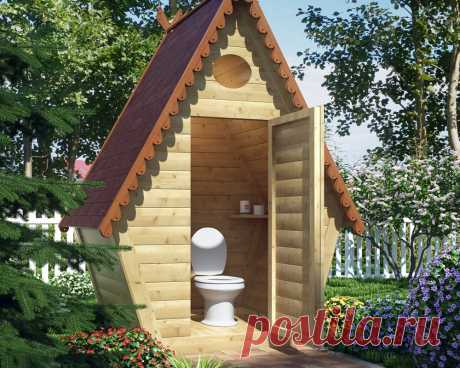 Какой туалет выбрать для дачи? | Жильё Моё