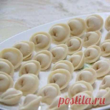 Вкуснейшее тесто для пельменей: рецепт приготовления
