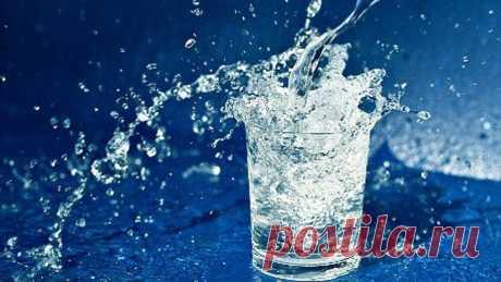 Вот почему стоит пить воду натощак! Никогда бы не подумал, что это так полезно…