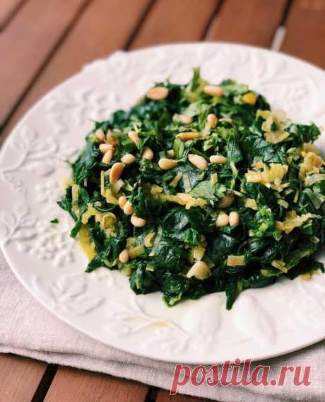 Как вкусно приготовить шпинат? Чтобы ели даже дети. | Veg рецепты | Яндекс Дзен
