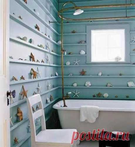 Стильные идеи для оформления ванной комнаты и санузла