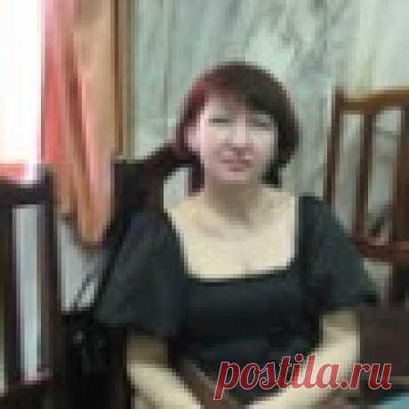 Тамара Пудовкина