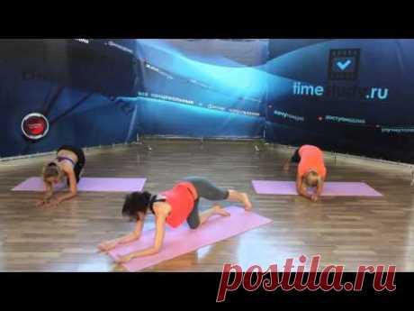 БОДИФЛЕКС видео урок 2 (bodiflex)