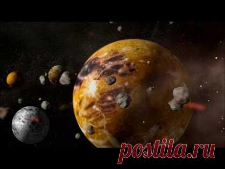 Спутники планет Солнечной системы. Неразгаданные тайны космоса. 4K Вселенная