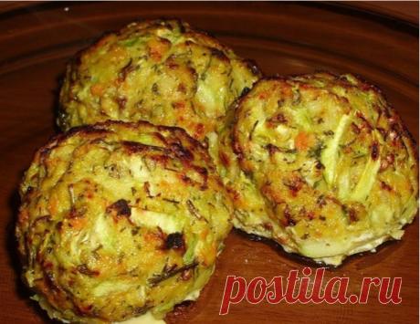 Тефтели из индейки с кабачками(диетические)