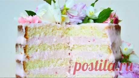 Yogurt cream for cake ☆ Yoghurt cream