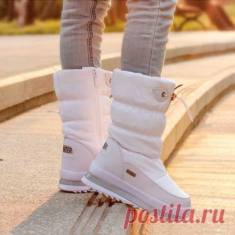 Зимние сапожки и ботинки для девочек на Алиэкспресс — Алиэкспресс Обзор