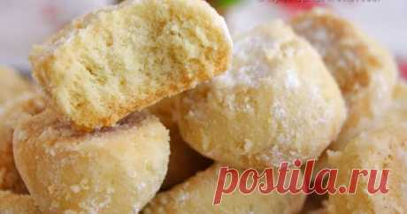Recipe-book of Alija: 663. Flour cookies