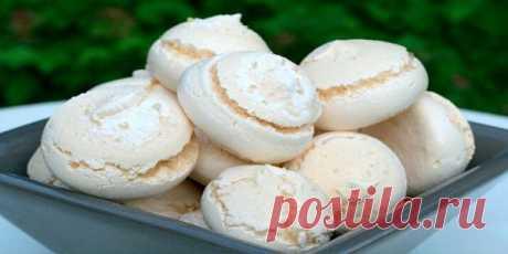 «Швейцарское Безе» — горячий способ приготовления | Кулинарушка - Вкусные Рецепты