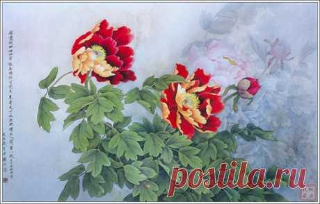 Работы Zhou Zhongyao (70 работ) » Картины, художники, фотографы на Nevsepic