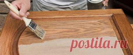 Четыре рецепта краски для реставрации мебели