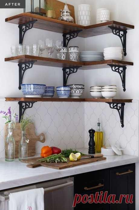 Estantes organizador cocina
