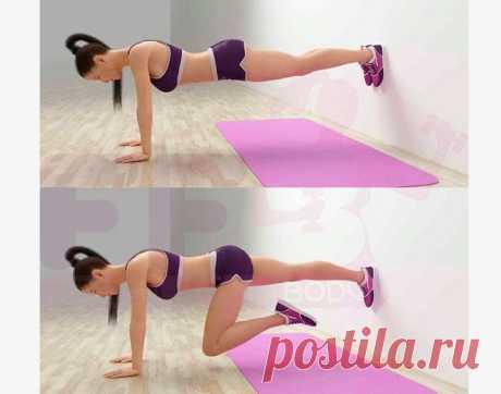 4 упражнения, которые изменят ваше тело всего лишь за месяц. Для тех, кто хочет похудеть – Мир для девушек