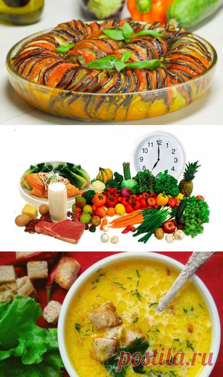 7 вкусных блюд из овощей, приготовленных в духовке