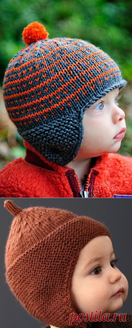 Капюшон шапка спицами схема фото 687