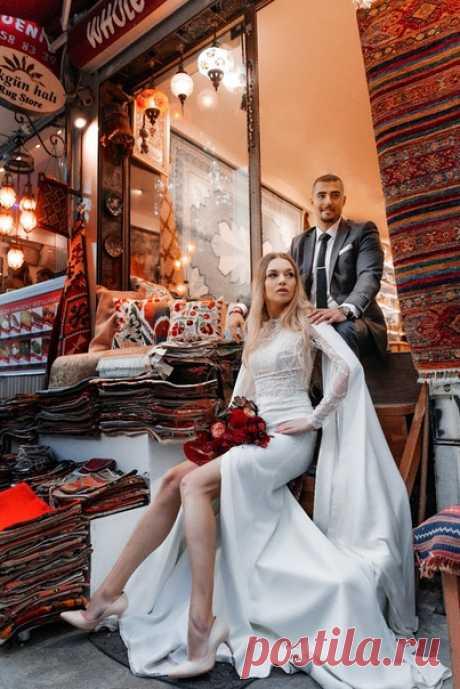 Яркая Love-story из волшебного Стамбула ❤