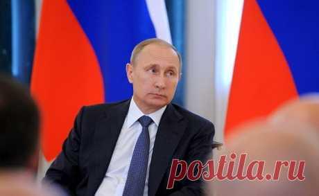 Путин впервые прокомментировал инцидент в Керченском проливе | Новости в России и мире