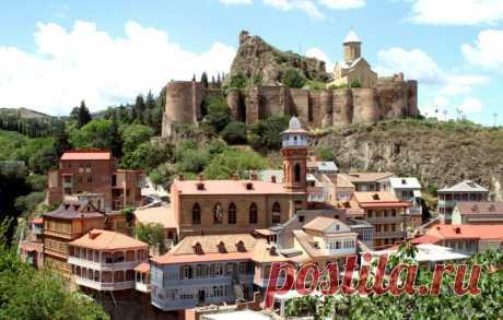 Достопримечательности Тбилиси - ФОТО с названиями и описанием