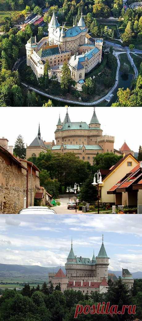 Посещение Бойницкого замка, Словакия.