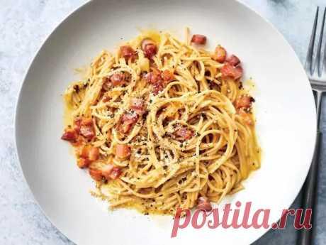 5 самых популярных видов итальянской пасты — и как их готовить - БУДЕТ ВКУСНО! - медиаплатформа МирТесен