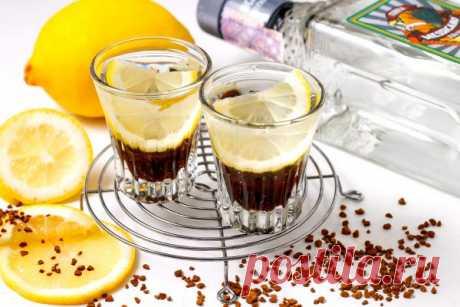 Текила с кофе