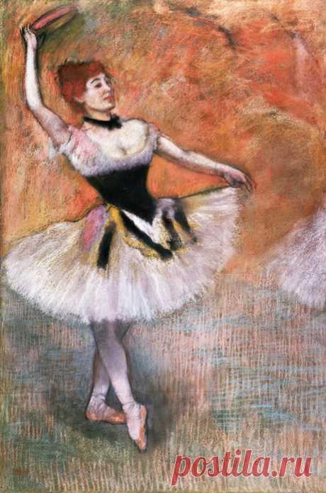 Эдгар Дега (1834-1917). Коллекция картин. / Эпоха возрождения